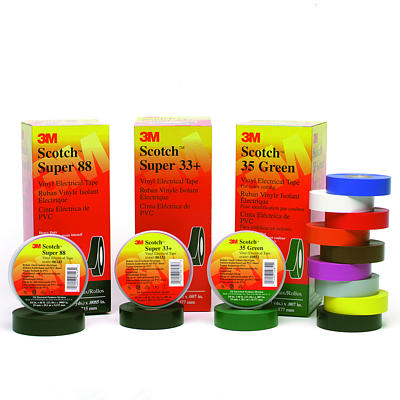 3M Electrical Tape 3/4 x 66'