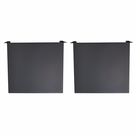 3U 16 Component Shelf  - 2 Pack