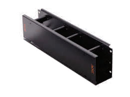 3U Horizontal Manager (Copper/Fiber)