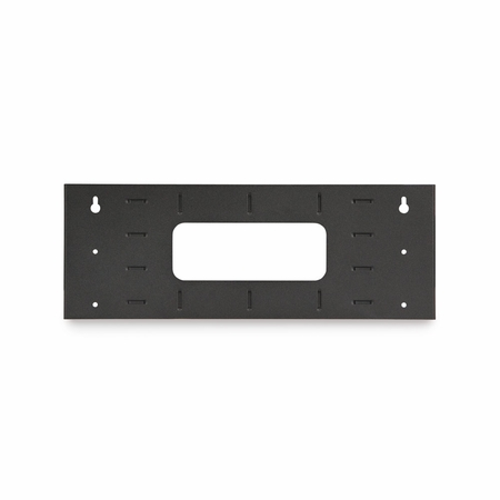 4U Hinged Patch Panel Bracket