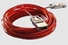 4X-4X, 3 Meter, CX4/Infiniband DDR Optical Cable, w/ Ejectors