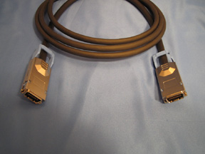 4X-4X SAS Cable, 3 Meter with Ejectors