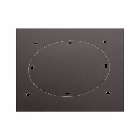 6U LINIER Fixed Wall Mount Cabinet
