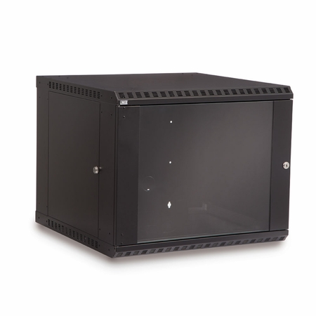9U LINIER Fixed Wall Mount Cabinet