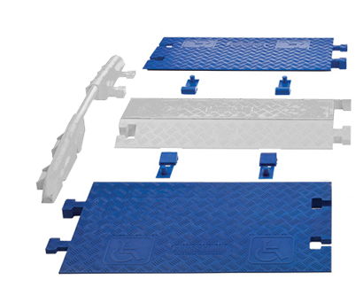 ADA Ramps for Linebacker CP4X125 and CP5X125 (2 Ramps and 4 Connectors)