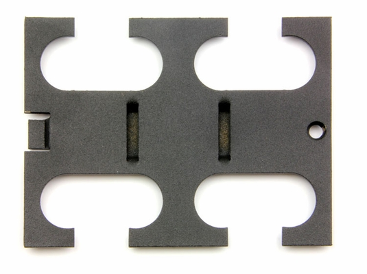Adapter Panel for Chameleon Chassis, Strain Relief for 72 & 96 Strand Trunk Fiber