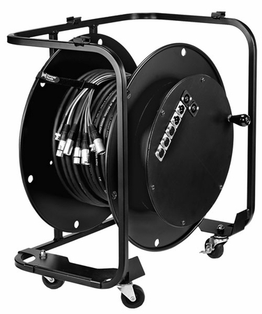 AV-2 Portable Cable Storage Reel