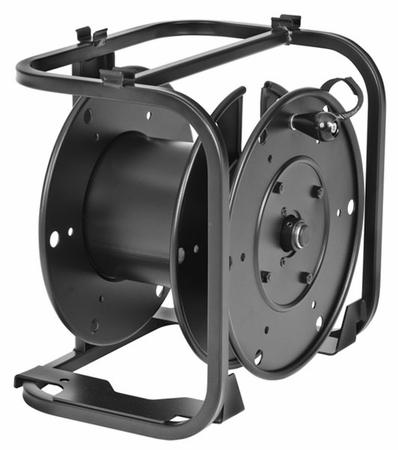 AVD-1 Portable Cable Storage Reel w/ Slotted Divider Disc