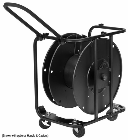 AVD-2 Portable Cable Storage Reel w/ Slotted Divider Disc