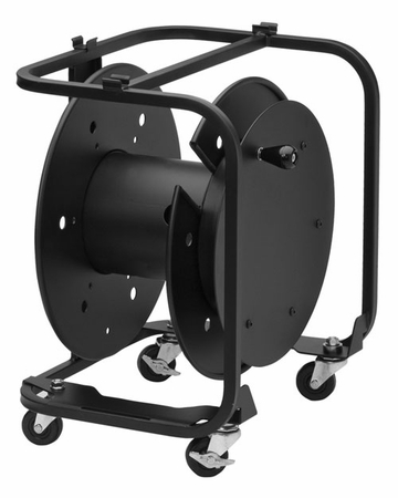 AVD-3 Portable Cable Storage Reel w/ Slotted Divider Disc