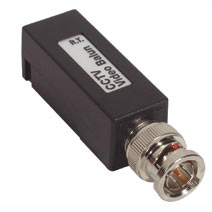 BNC Male to Toolless IDC Video Balun