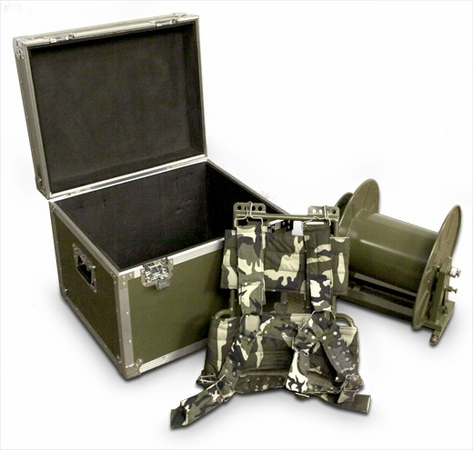 BRB-500 Military Cable Deployment Backpack System