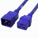 C20 to C19 Power Cable - 10ft Blue 20Amp Power Cord