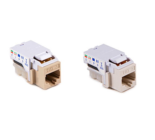 CAT3 RJ11 Flush Mount Jack Cables Plus USA