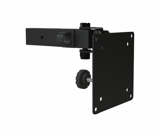 Dual Small Flat Panel Monitor Mount Adapter