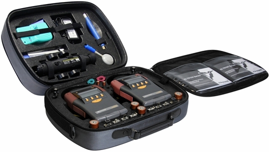 Kingfisher KI-TK027 Complete 2-Way 1310/1550/1625nm SM Fibertester Kit