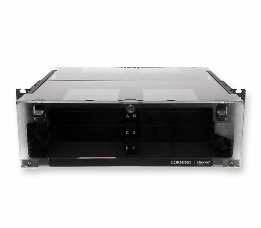 Corning LANscape Rackmount 3U Closet Connector Housings
