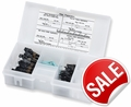 Corning UniCam LC Male 50/125 Laser-Optimized Multimode - 25 Piece Contractor Pack