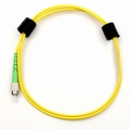 Fiber Optic Pigtail - Simplex, FC/APC (Narrow Key), SM OS2, 20""