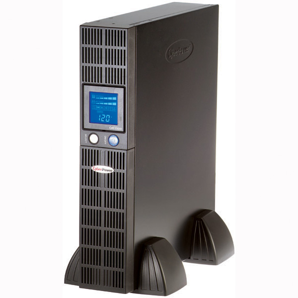 CyberPower OR1500LCDRM2U UPS System Smart App Intelligent LCD