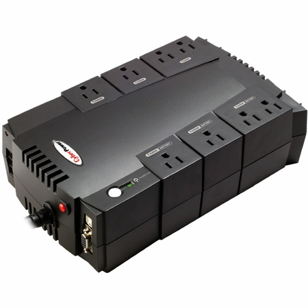 CyberPower CP550SL UPS System Standby Series