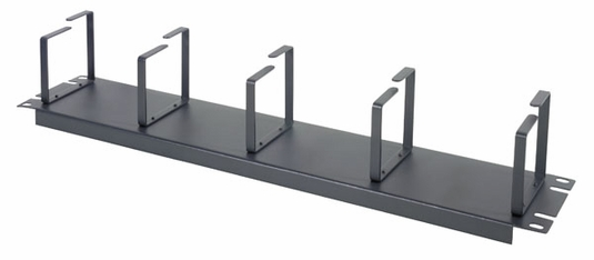D-Ring Cable Manager - 2 Rack Space