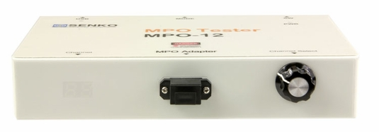 Fiber Checker MPO 12 Visible Light Source