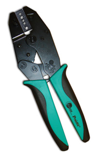 Fiber Optic Crimp Tool