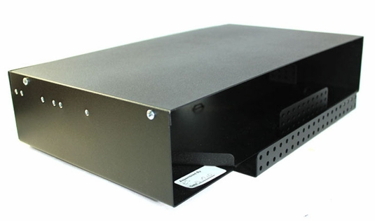 FRM-2RU-2X-SO - 2RU, 4 Panel Fiber Distribution Unit