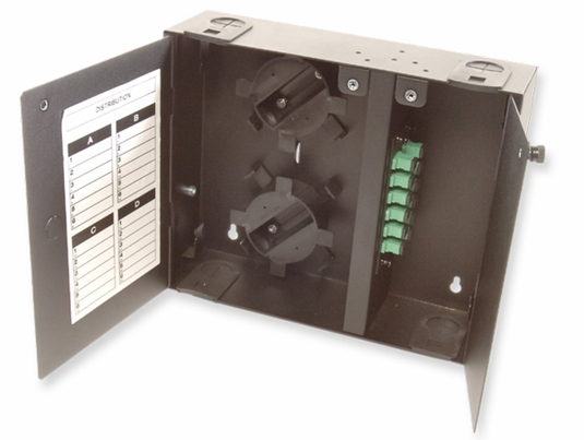 FWM012XD -  2 Panel  Wall Mount Fiber Distribution Unit