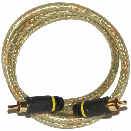 GoldX Composite Video Cable