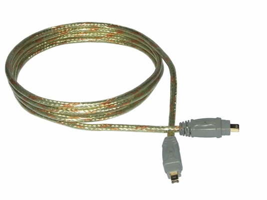 GoldX FireWire A/V Cable