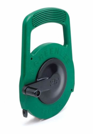 Greenlee 25' Fish Tape with Winder Case