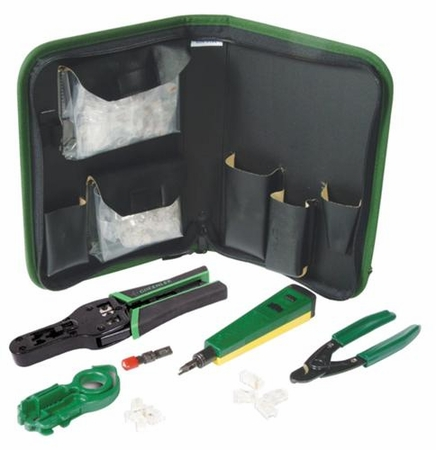 Greenlee Voice/CAT 5 Termination Kit