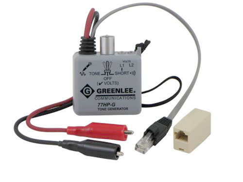 Greenlee High-Power Tone Generator