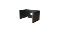 Hinged Wall Mount Bracket - WB19-0606H 10.5H X 19W X 6 Rack Mount Space 6D