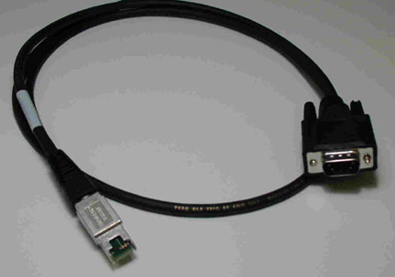 HSSDC2-DB09, 3 Meter, 2G Cable