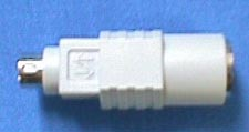 Keyboard Adapter, DIN5 Female - MDIN6 Male