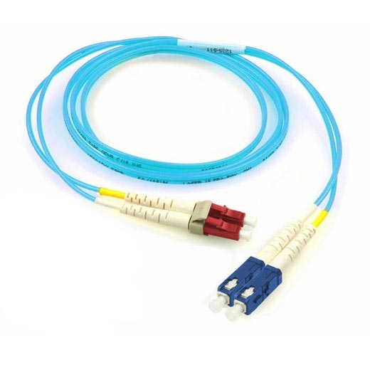 Keyed LC Limited Axcess Secure Patch Cables