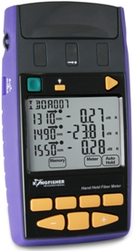 Kingfisher KI2600 Series Hand Held Fiber Meter