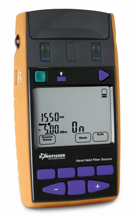 Kingfisher KI2800 Series Hand Held Fiber Sources