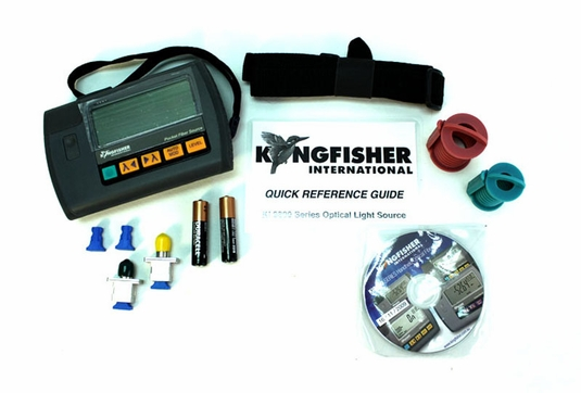 Kingfisher KI9812A Source 850-1300nm LED