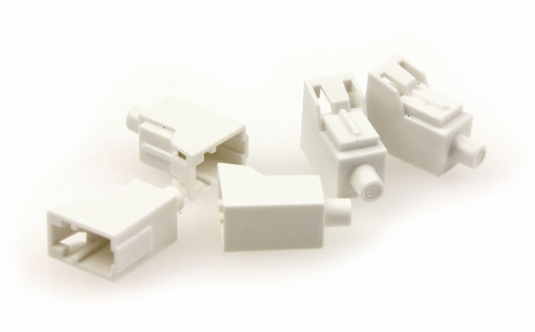LC Molded Connector Dust Cap - 100 Pack