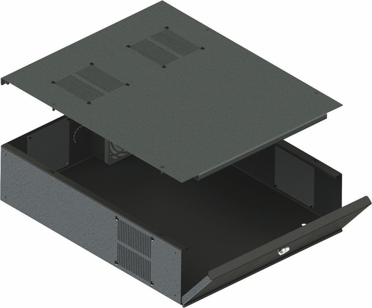 Low Profile DVR / Storage Lockbox