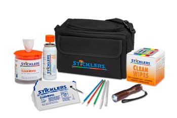 Military Fiber Cleaning Kit