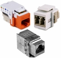 Modular Ethernet Data Jacks