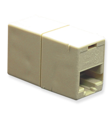 Modular Voice Coupler 8P8C KEYED PIN 1-1