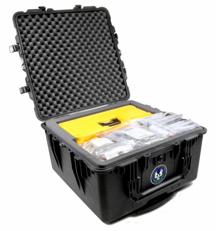 MTP/MPO Fiber Optic Fusion Splice Deployment Kit