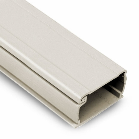 Multilink Pre-Adhesive Backed Latch Duct Raceway, 1-3/4 x 6', 20-Pack