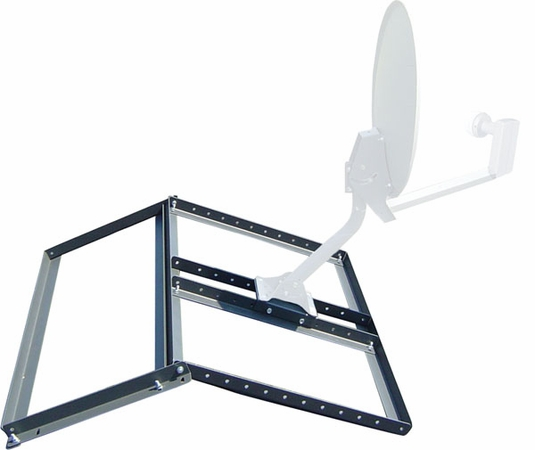 Non-Penetrating Pitched Roof Mount